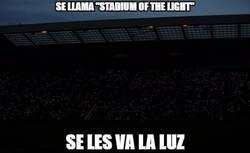 Enlace a Fail total del estadio del Sunderland