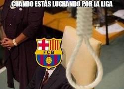 Enlace a El gafe del Barça ya está detectado