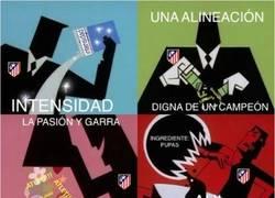 Enlace a Receta: Como preparar el último derbi en el Vicente Calderón