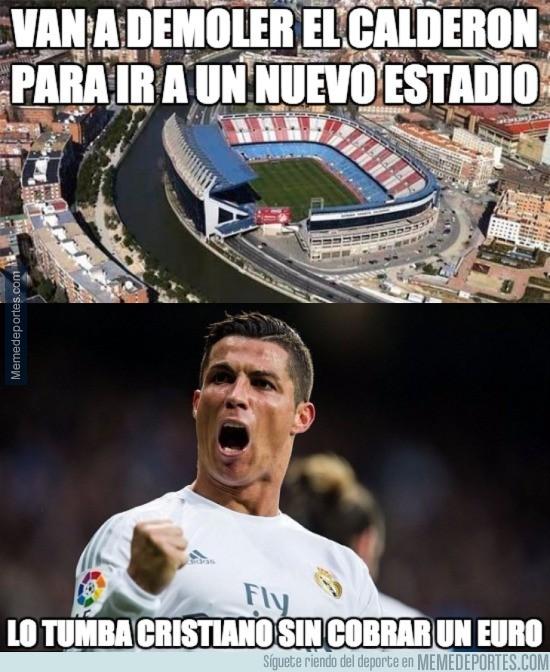925944 - Respect total para Cristiano Ronaldo