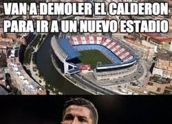Enlace a Respect total para Cristiano Ronaldo