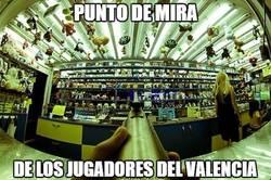 Enlace a Madre mía el Valencia...