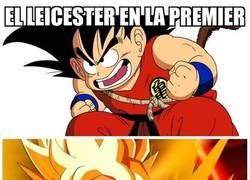 Enlace a El Leicester City reservando su poder para la Champions