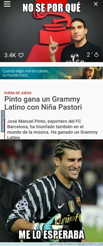 """926233 - Las """"cantadas"""" típicas del buen Pinto"""