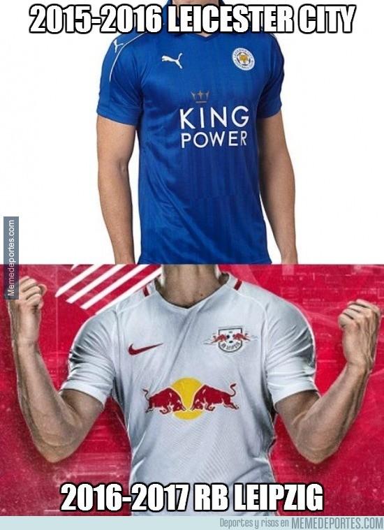 926257 - El nuevo Leicester está en la Bundesliga