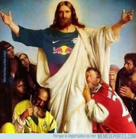 926281 - RB Leipzig es el Jesús de la Bundesliga