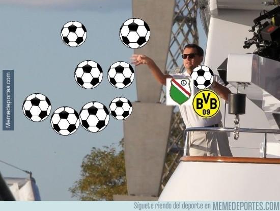 926558 - Resumen del Legia-Dortmund