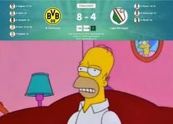 Enlace a Mientras tanto, el Borussia Dortmund - Legia Warszawa