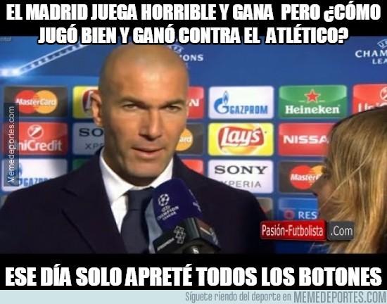 926664 - Zidane tiene el secreto