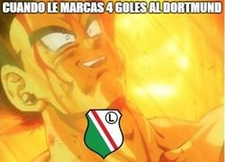 Enlace a Bad Luck Legia