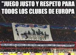 Enlace a Los hinchas del FC Copenhagen rompieron el silencio y así protestaron