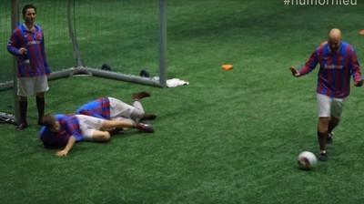 926799 - Unos noruegos inventan el Drunk Football, una variante del fútbol donde tienes que ir muy borracho
