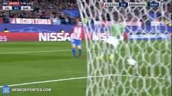 Enlace a GIF: Gameiro adelanta al Atlético ante el PSV