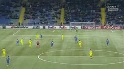 Enlace a GIF: Golazooo del Apoel que lo hace Georgios Efrem ante el Astana
