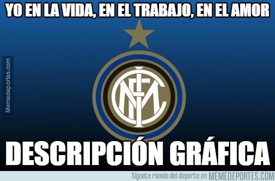 927148 - El Inter en su línea