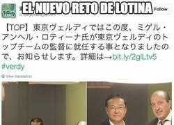 Enlace a Miguel Ángel Lotina ha sido fichado por un nuevo equipo