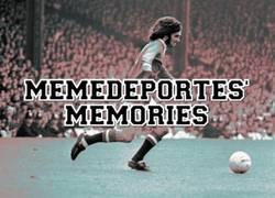Enlace a Memedeportes' Memories: El hombre cuyo apellido lo describía