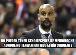 Enlace a Todo lo que Pep prohíbe a los jugadores del Manchester City