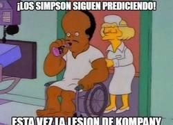 Enlace a ¡Los Simpson siguen prediciendo!