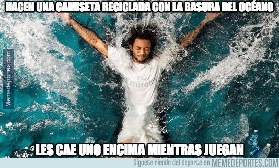 927565 - La mala suerte del Real Madrid estrenando camiseta