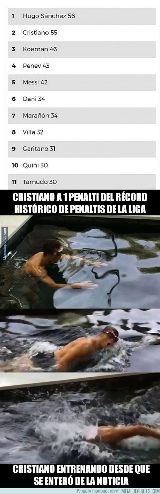 927647 - Cristiano Ronaldo a punto de conseguir otro récord histórico en La Liga