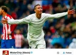 Enlace a Cristiano Ronaldo rompió ayer otro récord increíble
