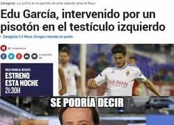 Enlace a El Zaragoza los tenía de corbata...