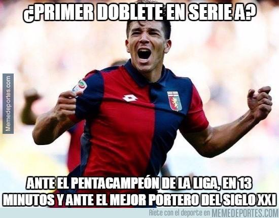 927784 - Increíble lo del hijo de Simeone contra la Juventus