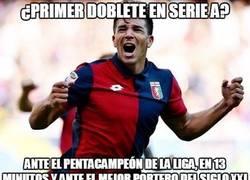 Enlace a Increíble lo del hijo de Simeone contra la Juventus