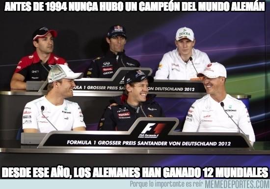 927851 - No hay quien pare a  Alemania en F1