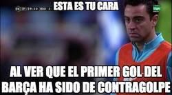 Enlace a El juego del Barça en Anoeta....