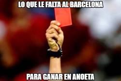 Enlace a El Barça a por la épica