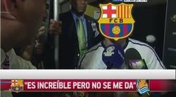 Enlace a El Barça en Anoeta