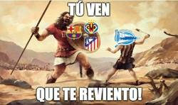 Enlace a El Alavés, el matagigantes de la Liga 2016/2017