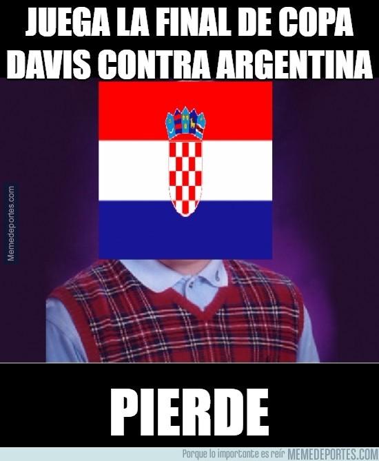 928083 - Juega la final de copa Davis contra Argentina