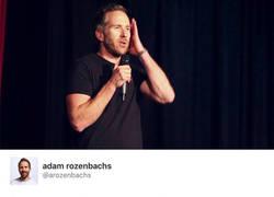 Enlace a ASCO. Un humorista publica una vergonzosa broma sobre el Chapecoense y la gente le desea lo peor