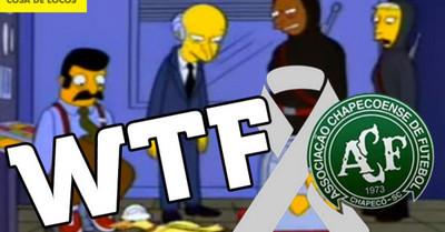 928388 - OMG: Los Simpson predijeron el accidente del Chapecoense