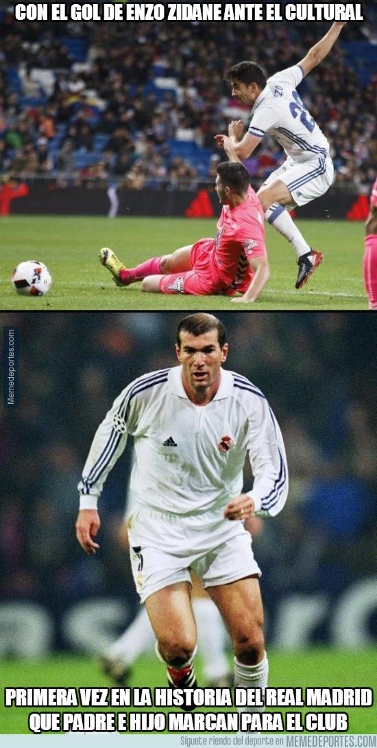 928719 - Hito histórico en el Real Madrid
