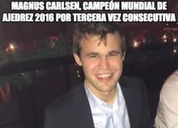Enlace a Sólo al alcance de pocos cracks como Magnus Carlsen