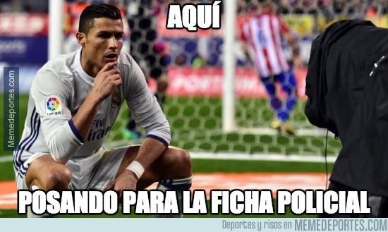 929173 - Cristiano Ronaldo lo tenía todo pensado