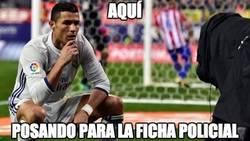 Enlace a Cristiano Ronaldo lo tenía todo pensado