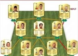 Enlace a El XI ideal de Defraudadores FC
