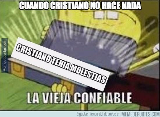 929458 - La excusa al partido de Cristiano en el Camp Nou