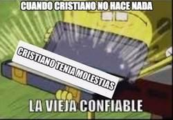 Enlace a La excusa al partido de Cristiano en el Camp Nou