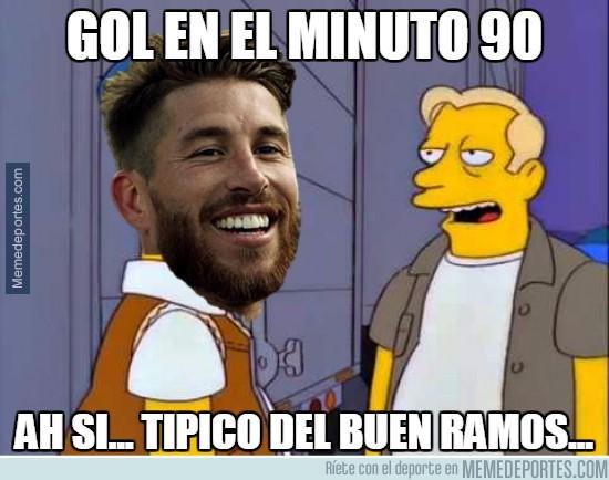 929492 - Ramos siempre igual