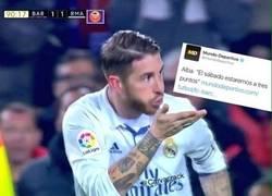 Enlace a Ramos siempre calla bocas