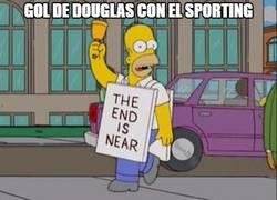 Enlace a ¡Douglas se estrena en La Liga!