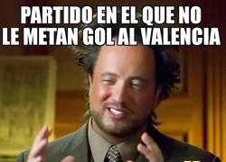 Enlace a Al Valencia le cuesta y mucho
