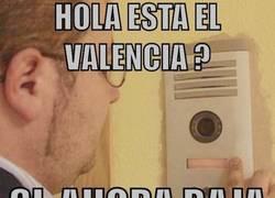 Enlace a El Valencia no va por buen camino...