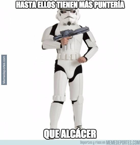 930291 - Hasta los stormtrooper tienen más puntería